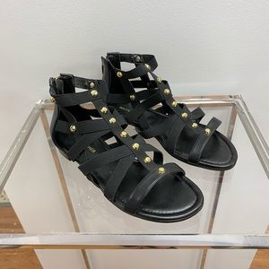 Marc Fisher | Gladiator Studded Sandals